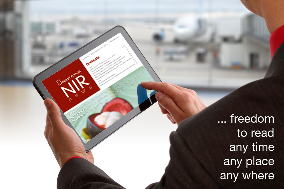 Read NIR news on the go with the new Tablet Edition